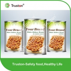 Canned White Kidney Beans In Water