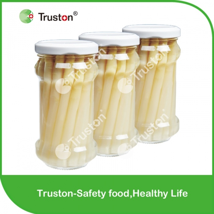 Canned Selected White Asparagus 212ml/11cm